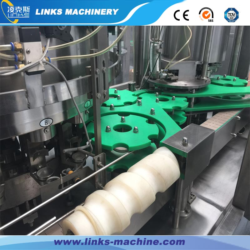 Automatic Can Filling Machine-non-carbonated Drinks