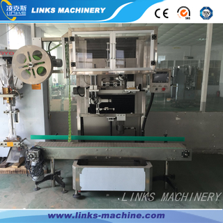 Automatic 5 Gallon Cap Seal Sleeve Label Shrink Machine