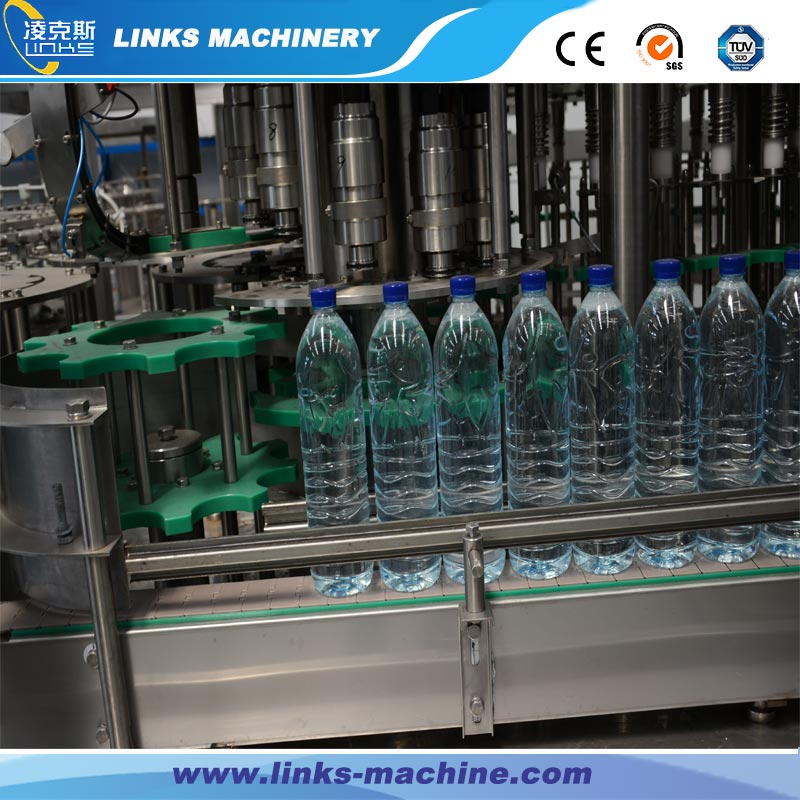 18,000BPH Drinking Water Filling Machine(0.1-2L)